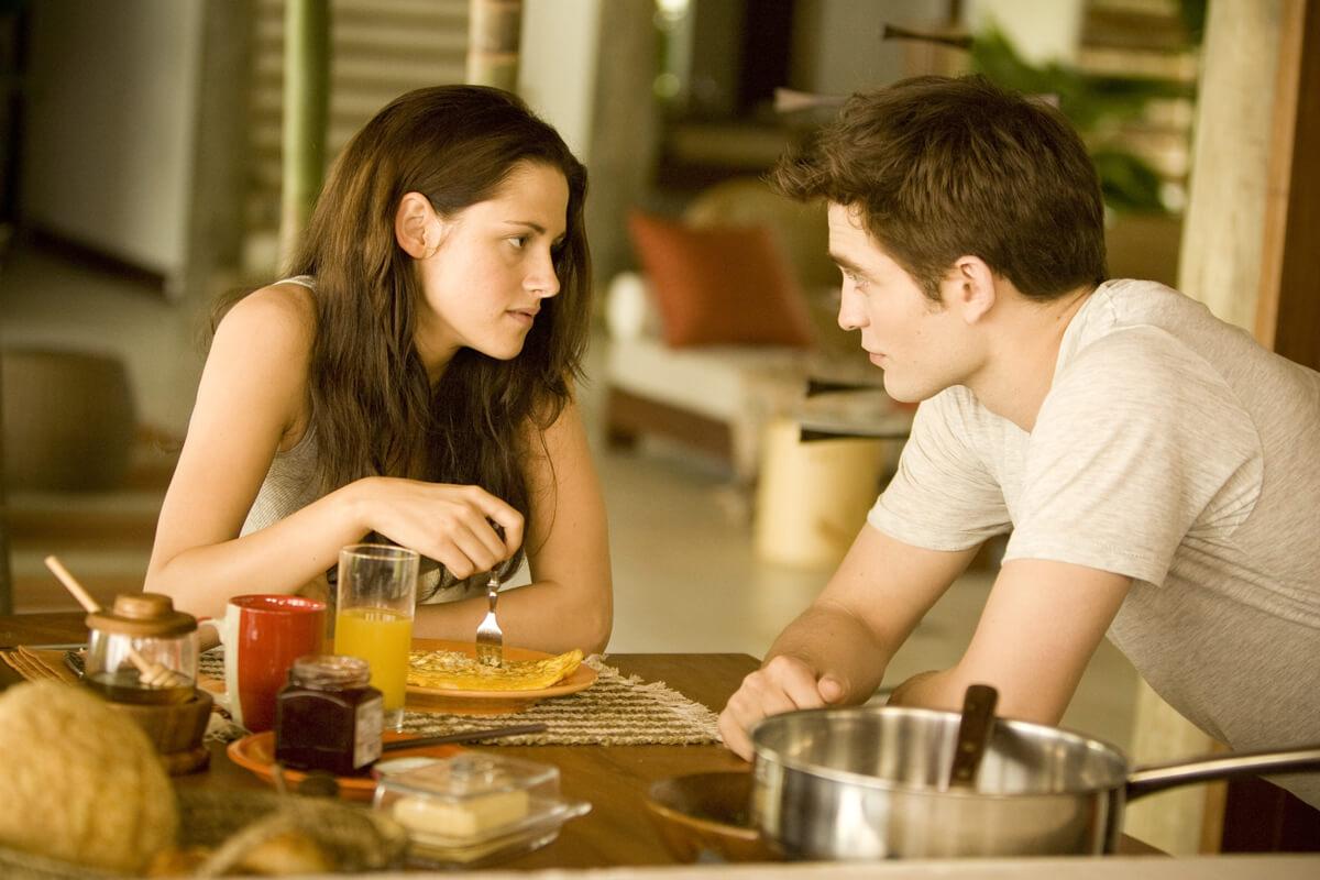 Breaking Dawn (Teil 1) – Frühstück zu zweit