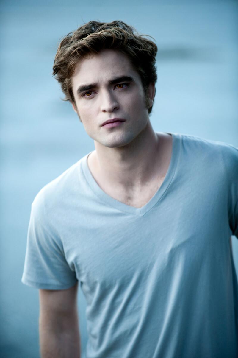 Eclipse – Bis(s) zum Abendrot – Sorgenvoll – Edward Cullen – T-Shirt