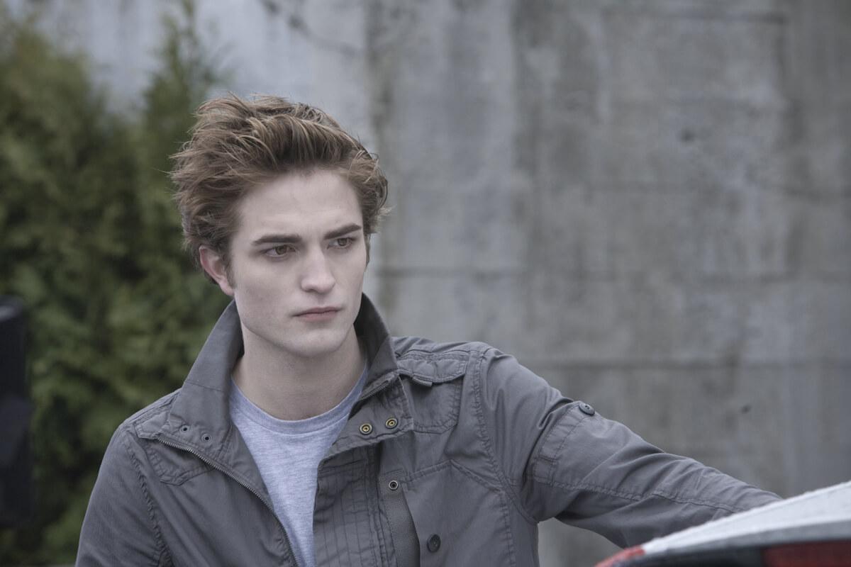Twilight – Bis(s) zum Morgengrauen – Edward Cullen – Edward Cullen – Jacke