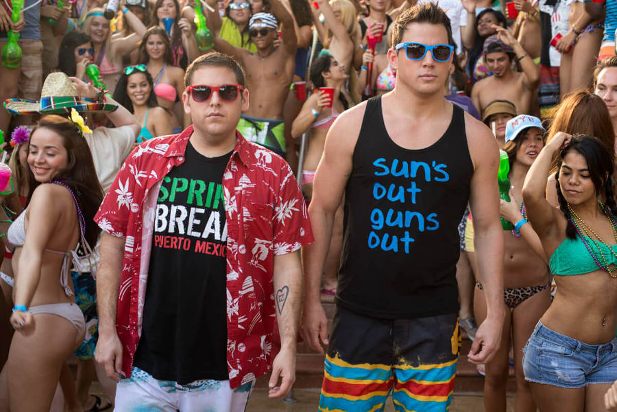 22 Jump Street – It's Spring Break!