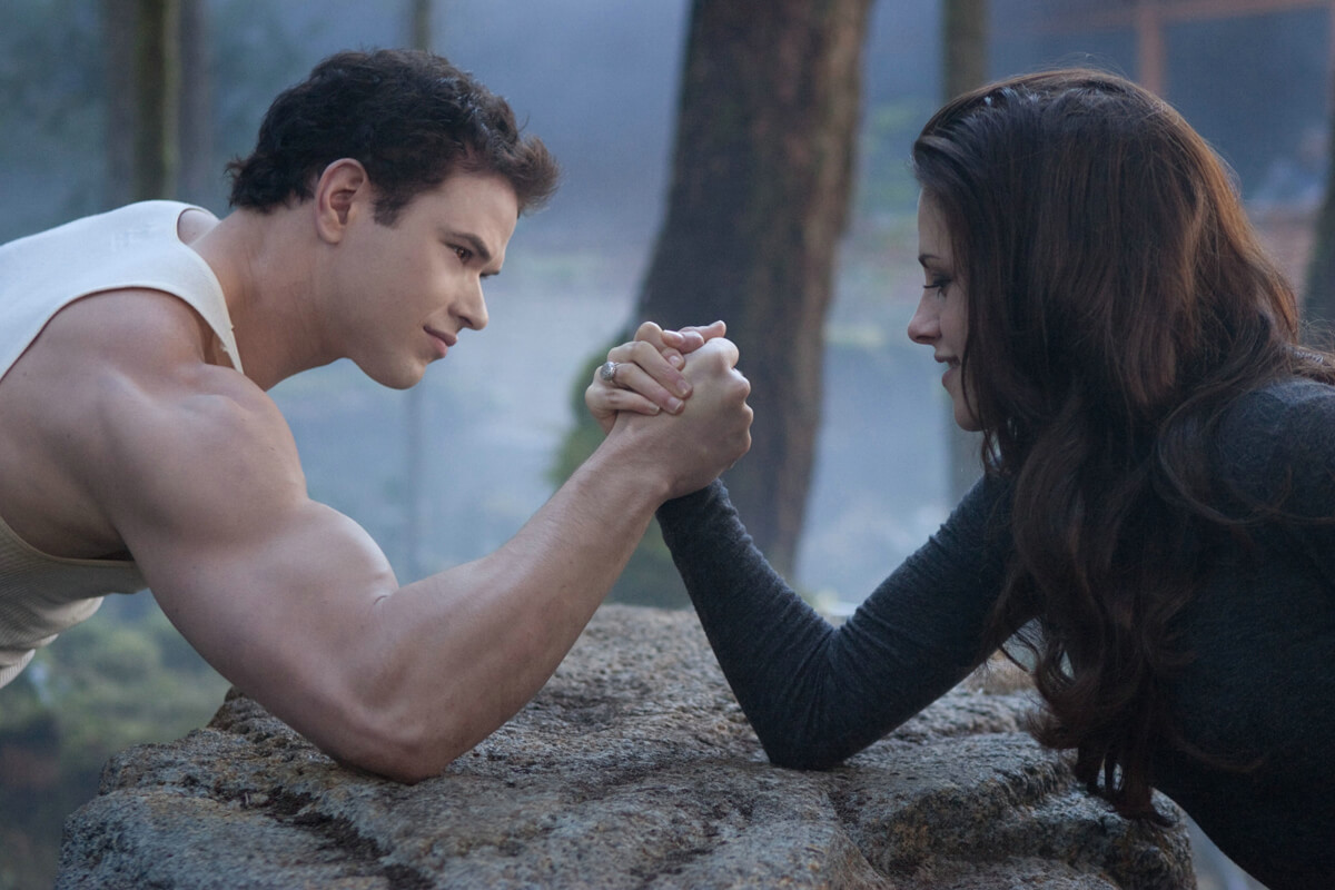 Breaking Dawn (Teil 2) – Die Kraftprobe