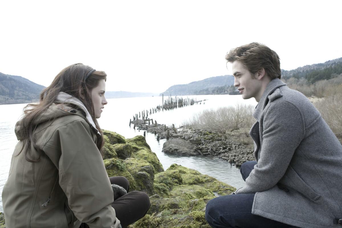 Twilight – Bis(s) zum Morgengrauen – Am See