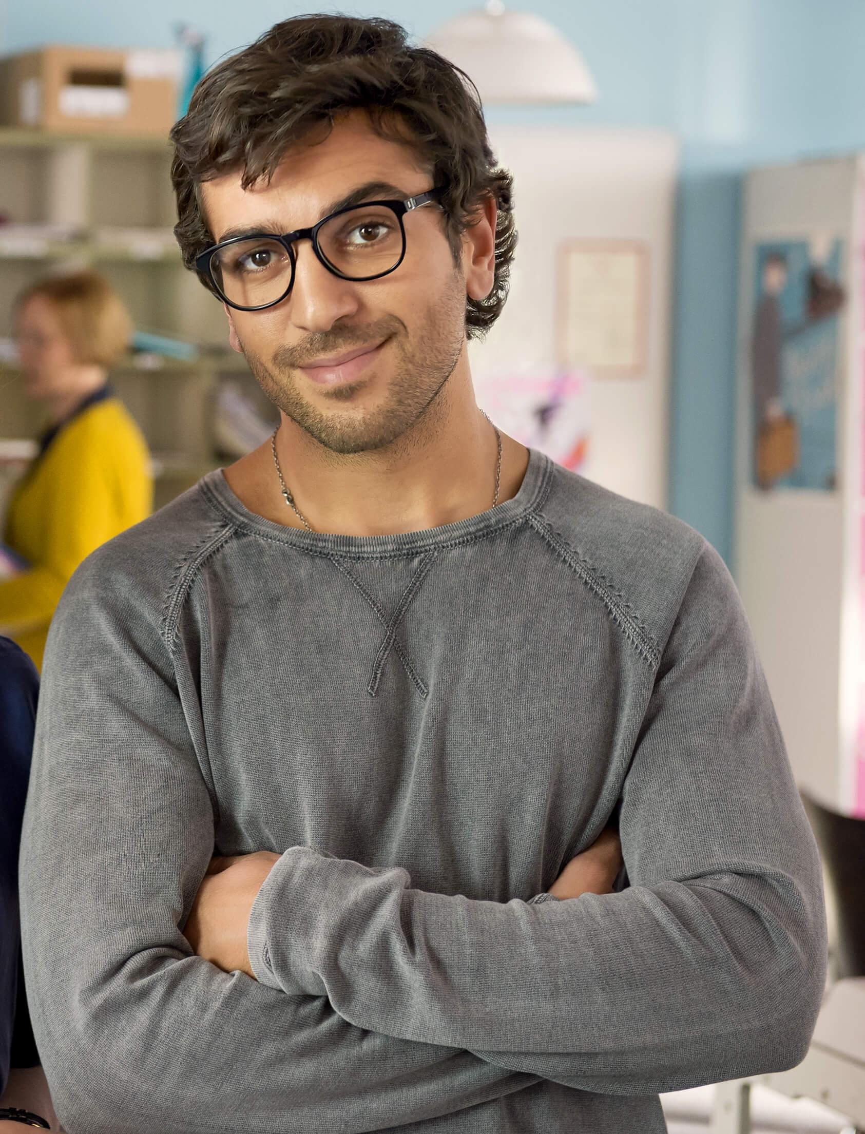 Brillen (Männer) der Promis zum Nachkaufen!