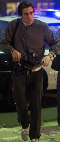 Nightcrawler – Ganz nah am Geschehen – Louis Bloom – Kamera