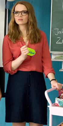 Fack ju Göhte 2 – Pädagoge außer Kontrolle – Lisi Schnabelstedt – Brille