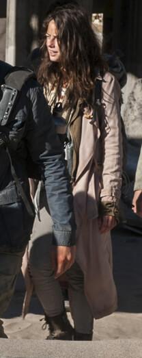 Maze Runner 2 – Die Auserwählten in der Brandwüste – Aufbruch in die Brandwüste – Teresa – Stiefel