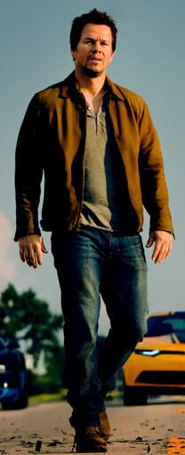 Transformers – Ära des Untergangs – Die Verstärkung rollt an – Cade Yeager – Jacke