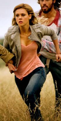 Transformers – Ära des Untergangs – Querfeldein – Tessa Yeager – Jacke