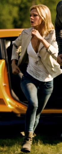 Transformers – Ära des Untergangs – Beeilung! – Tessa Yeager – Jeans