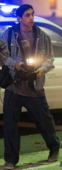 Nightcrawler – Ganz nah am Geschehen – Rick Carey – T-Shirt