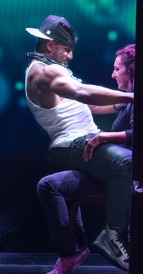 Magic Mike XXL – Der Lap Dance – Malik – Halstuch