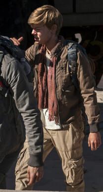 Maze Runner 2 – Die Auserwählten in der Brandwüste – Aufbruch in die Brandwüste – Newt – Schal