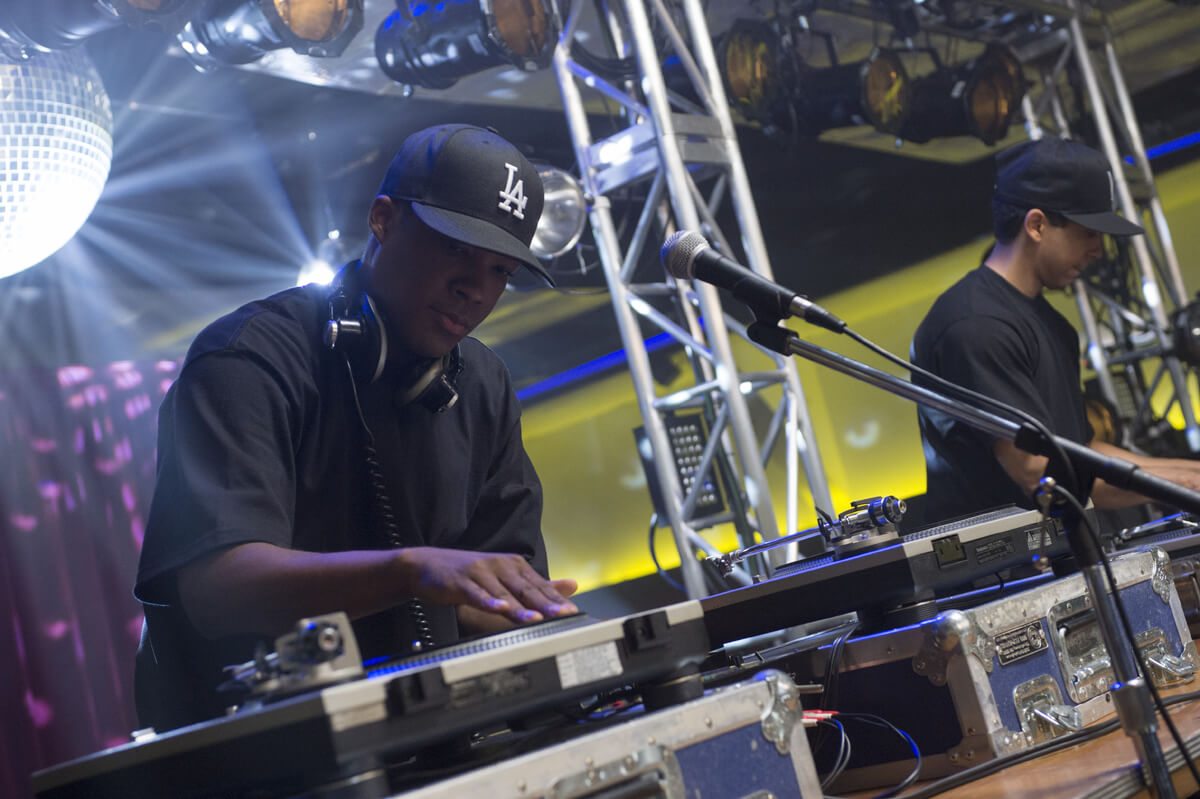 Straight Outta Compton – Turntables