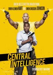 Central Intelligence - Filmplakat