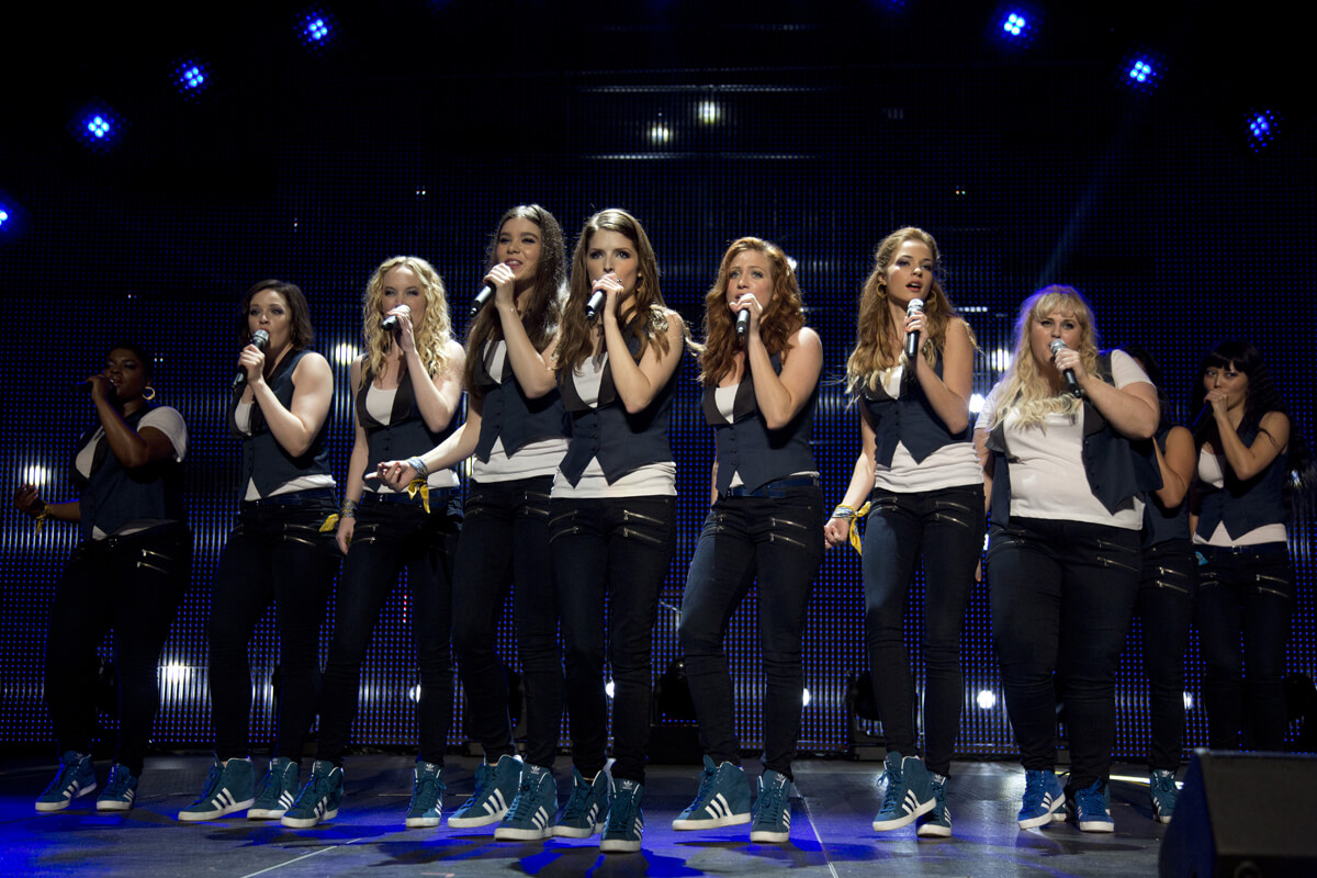 Pitch Perfect 2 – We're back Pitches