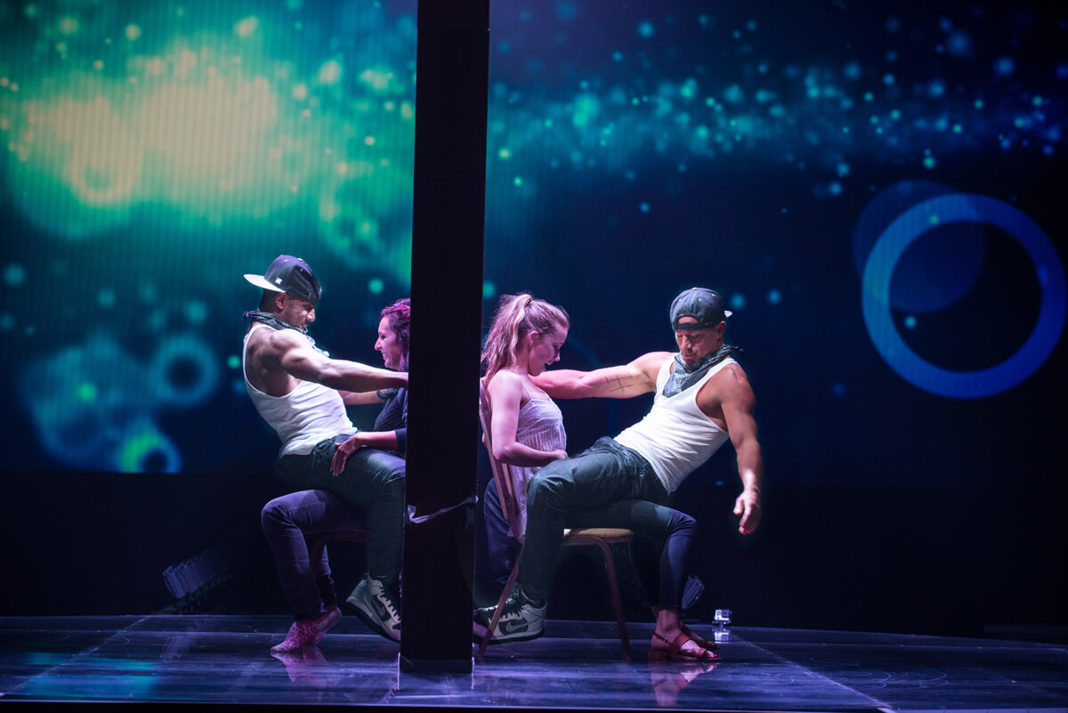 Magic Mike XXL – Der Lap Dance
