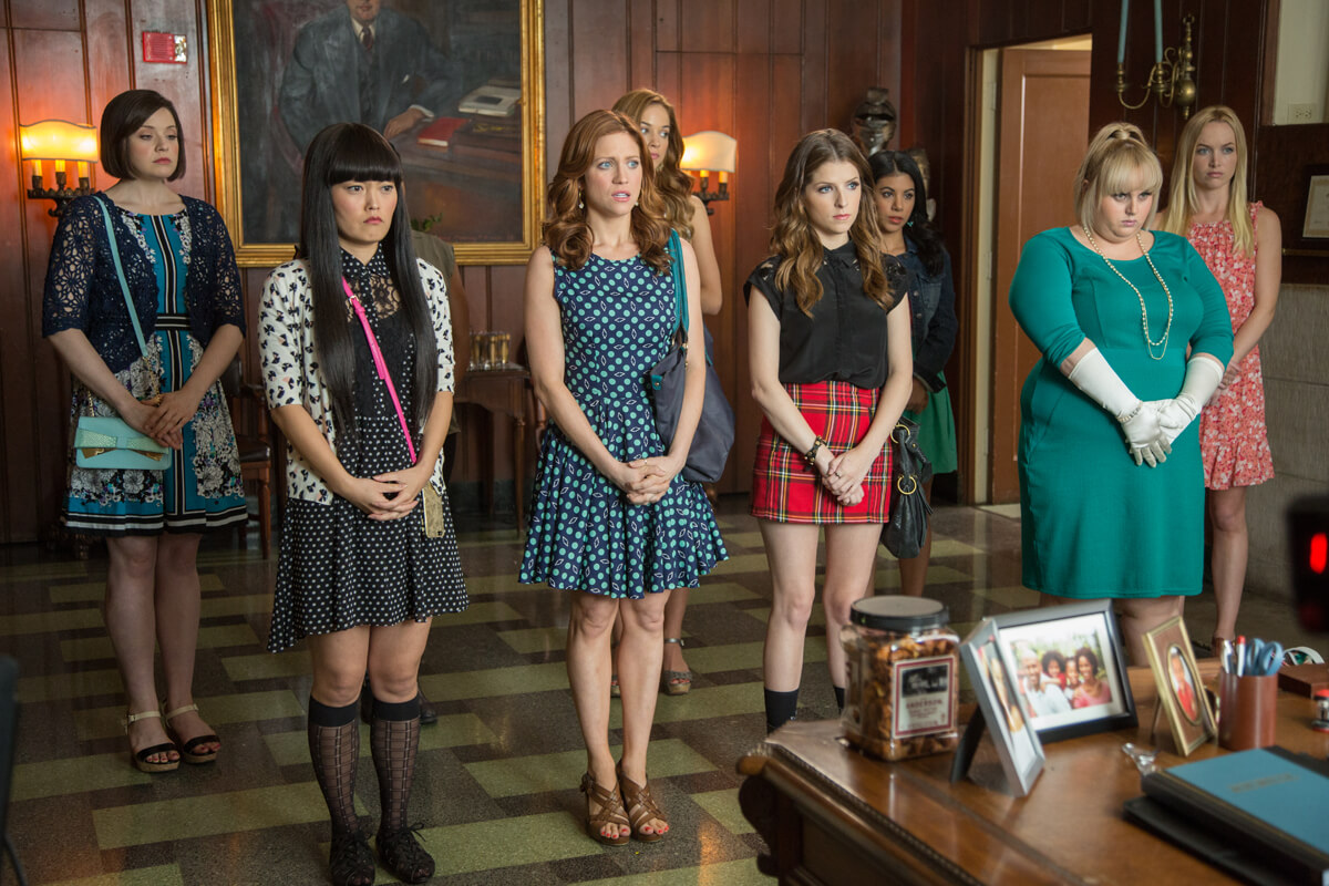 Pitch Perfect 2 – Die Strafe