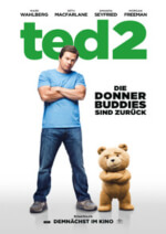 Outfits aus dem Film Ted 2 - Filmplakat