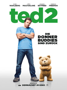 Ted 2 - Filmplakat