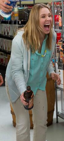 Bad Moms – Saufgelage im Supermarkt – Kiki – Bluse