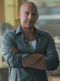 Fast & Furious 7 – Der Anführer – Dominic Toretto – Hemd