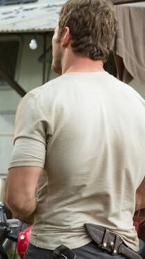 Jurassic World – Hilfegesuch – Owen Grady – Shirt