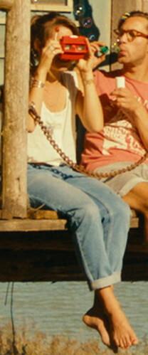 Nirgendwo – Reise in die Vergangenheit – Kirsten – Jeans