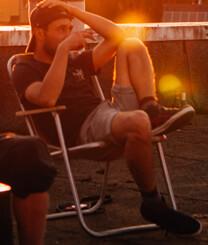 Nirgendwo – Männerabend – Danny – Shorts