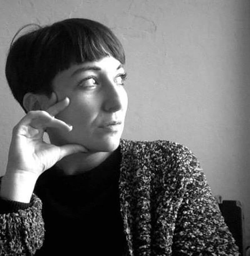Kostümdesignerin Melina Scappatura