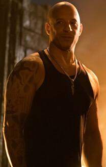 xXx: Return of Xander Cage – Xander und Serena – Xander Cage – Anhänger