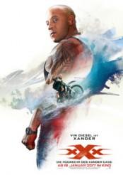 xXx: Return of Xander Cage - Filmplakat