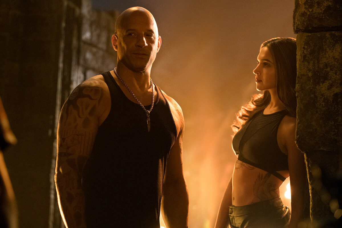 xXx: Return of Xander Cage – Xander und Serena