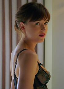 Fifty Shades of Grey 2 – Provokantes Outfit – Anastasia Steele – Corsage