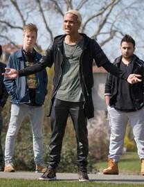 Bruder vor Luder – Benjis Gang – Benji – Sneakers