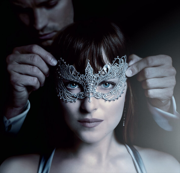 Fifty Shades of Grey 2 – Masquerade