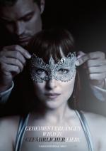 Outfits aus dem Film Fifty Shades of Grey 2 - Gefährliche Liebe - Filmplakat