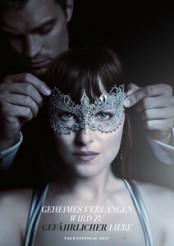 Fifty Shades of Grey 2 – Gefährliche Liebe - Filmplakat