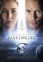 Outfits aus dem Film Passengers - Filmplakat