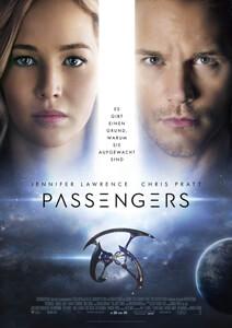 Passengers - Filmplakat