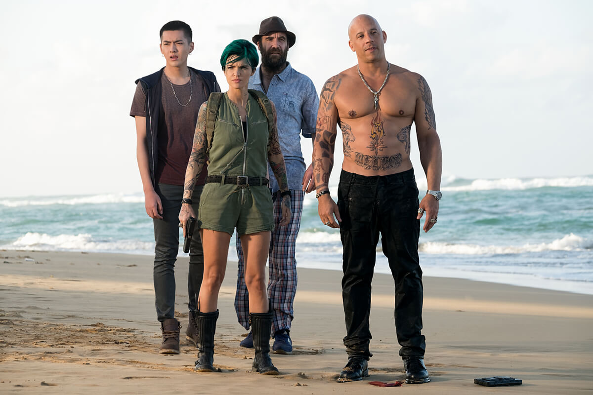 xXx: Return of Xander Cage – Das Team