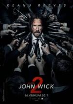 Outfits aus dem Film John Wick 2 - Filmplakat