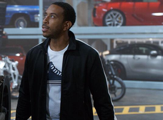 Fast & Furious 8 – Neues Spielzeug – Tej Parker – T-Shirt