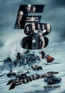 Outfits aus dem Film Fast & Furious 8 - Filmplakat