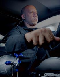 Fast & Furious 8 – Highspeed – Verfolgungsjagd – Dominic Toretto – Jacke