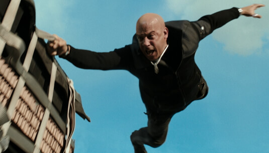 xXx: Return of Xander Cage – Freier Fall – Xander Cage – Jacke
