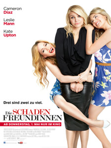 Outfits aus dem Film Die Schadenfreundinnen - Filmplakat