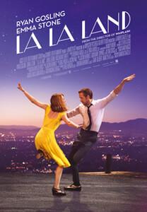 Outfits aus dem Film LA LA LAND - Filmplakat