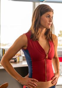 Baywatch – Neuer Job, neue Freundin? – Summer Quinn – Tankini