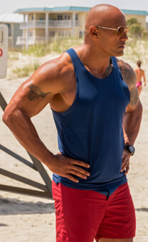 Baywatch – Der Neue – Mitch Buchannon – Tank Top