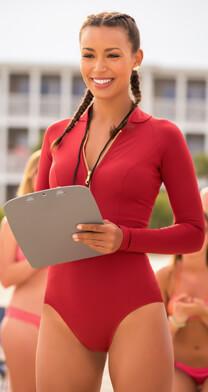 Baywatch – Stephanie Holden – Stephanie Holden – Badeanzug